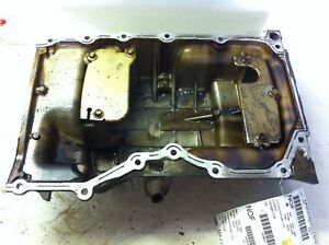2005 Ford Escape Hybrid Gas Oil Pan 2 3l id 3m4z6675aa
