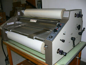 l k 40 Inch Gbc Hot Laminator reduced