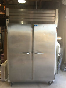 Traulsen Commercial Freezer 46 Cu Ft