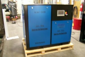 Eco-Max 30 hp. 460 Volt Variable speed drive Industrial Rotary Screw Compressor