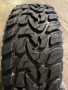 4 New Lt 35 12 50 20 Truck Tires Lre Mazzini Mud Contender Off Road Mudder