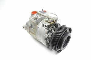 2003 Porsche Boxster Ac Air Conditioning Compressor Assembly