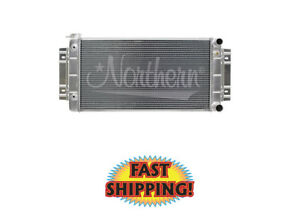 Northern Radiator N 205183 55 57 Chevy Bel Air Double Pass Core Auto Radiator