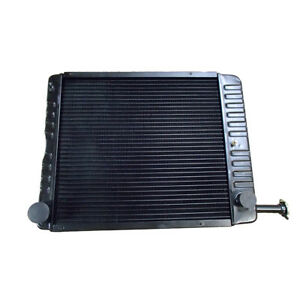 A121725c Radiator For International Tractor 766 886 966 986 1066 1086 1466 1486