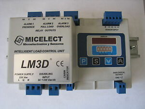 Micelect Model Lm3d Elevator Din Intelligent Load Control Unit Free Shipping