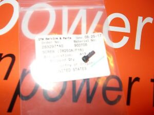 new Paslode Part 900708 Screw im250a f16