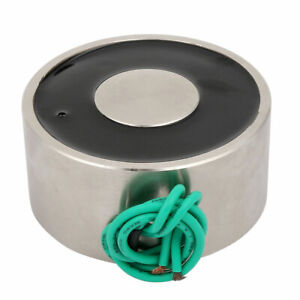 Xrn xp80 38 Dc 12v 10mm 1000n Push Pull Type Electromagnet Soleno