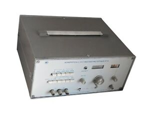 0 1mkh 100mh 1 5000pf 11khz 1 5mhz E7 9 Inductance And Capacitance Meter An Hp