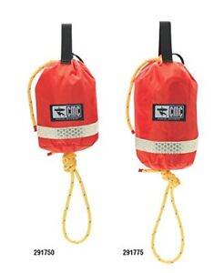 Cmc Rescue 291775 Throw Bag Set Nfpa 75 Pc