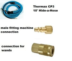 Vacuum Solution Hose Cp 3 Hide A Hose Thermax Hot Water Extractor Hose