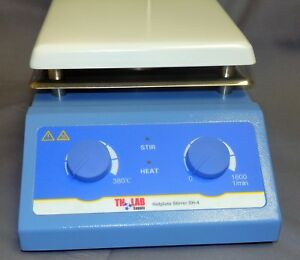 Tn Lab Supply Magnetic Stirrer W heater 190mm 600w Ships From Usa