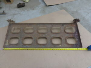 Antique Car Trunk Carrier 38 X 14 Mt 1476