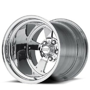 15x15 Vf 479 American Racing Forged Custom Bilt Ford Chevy Buick Olds Mopar