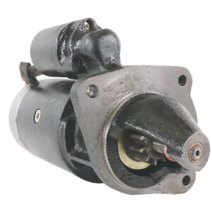 Starter 18024 New Holland Ford 3930 5030 4630 3430 4830 5640 4130 6640 3230