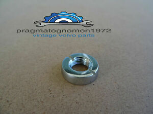 Volvo Amazon 121 122 Panel Switch Bezel Nuts Chrome New 3pcs