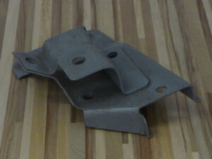 Fiat 124 Spider Front Right Bumper Absorber Support 1974 85