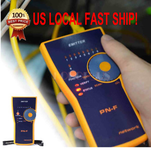 Pn f Wire Network Tracker Toner Probe Cable Tester Finder Fluke Style Us