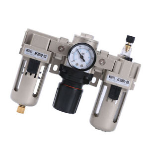 Durable Air Compressor Filter Regulator Relief Regulating Valve Ac3000 03
