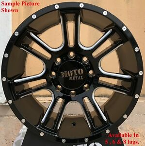 4 New 18 Wheels Rims For Dodge Ram 2500 3500 Lug Rim 156