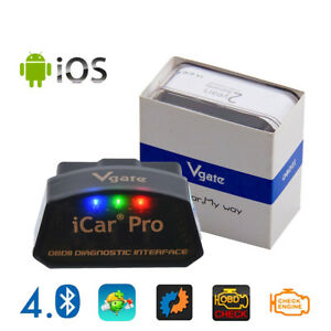 Vgate Icar Pro Obd2 Bluetooth 4 0 Ble Low Energy Scanner For Apple Ios Android