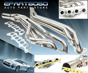 For 2011 2016 Ford Mustang 5 0 Performance Long Tube Racing Exhaust Headers