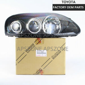 Genuine Toyota Supra Front Passenger Side Headlight Lends Body Oem 811111b241