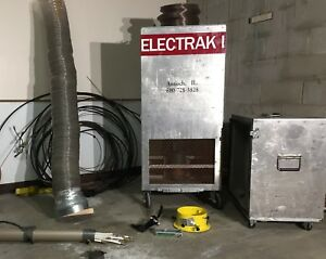 Electrak 1 Duct Cleaning Machine