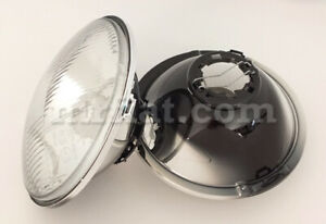 Fiat 1200 1500 Cabrio Headlight Without Parking Light