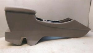 Center Console With Lid For 07 16 Chevrolet Impala
