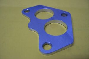 Stromberg 97 Ford Holley 94 Carb Shim Intake Wedge Plate 4 Degree A Plate B