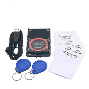 Update Version Id Nfc Rfid Card Reader Smart Tool For Elevator Entrance Guard
