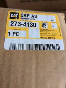 Caterpillar 2734130 Cap Assembly
