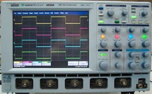 Lecroy Waverunner 6050a 500mhz Quad Digital Oscilloscope