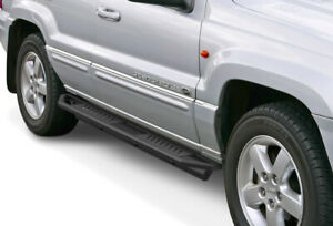 Off Road Side Steps Armor Fit 99 04 Jeep Grand Cherokee 4dr