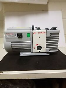 Edwards rotary Pump Rv5 Serial No 986059661