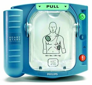 New Philips Heartstart Onsite Aed Automated External Defibrillator M5066a c02