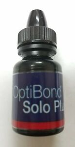 Optibond Solo Plus Bottle By Kerr Dental Adhesive