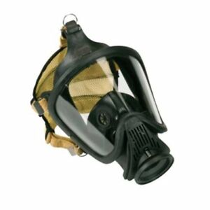 Msa 10052778 Ultra Elite Cbrn Gas Mask With Rubber Head Harness Large