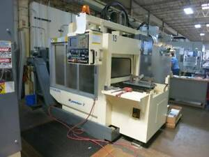 Price Drop 1995 Kitamura Mycenter 1 Apc Cnc Vmc With Pallet Changer