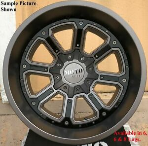 4 New 20 Wheels Rims For Ford F 250 2015 2016 2017 2018 Super Duty 957