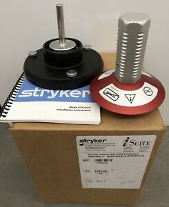 New Stryker Surgical Universal Blade Weighted Light Handle Assembly