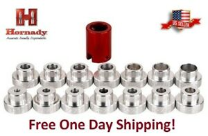 NEW Hornady Lock N Load Bull*t B2000 Comparator Complete Set with 14 Inserts B14 $70.68