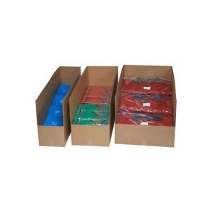thornton s Warehouse Rack Bins 15 X 42 X 20 Kraft 10