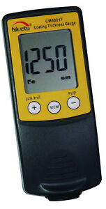Cm8801f Digital Paint Coating Thickness Gauge Meter Tester 0 1000 m