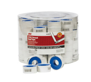 100 Rolls Ptfe Pipe Thread Tape teflon Tape 3 4 X 520 100 Rolls