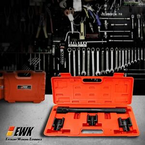 Ewk Inner Tie Rod Removal Installation Tool Set Mechanics Kit Dual Tie Rod Tools