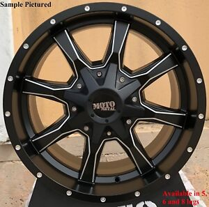4 New 18 Wheels Rims For Chevrolet Suburban 1500 Tahoe Chevy 768