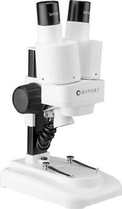 Barska Student Stereo Medical Science Microscope 20x 50x Zoom Ay13116