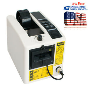 Automatic Tape Dispensers Adhesive Tape Cutter Packaging Machine Digital Led