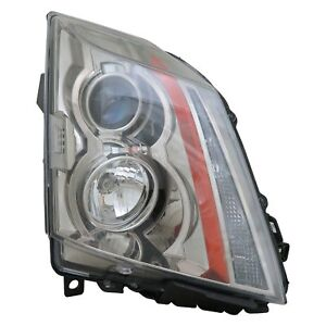 For Cadillac Cts 2008 2014 Tyc 20 6961 00 9 Passenger Side Replacement Headlight